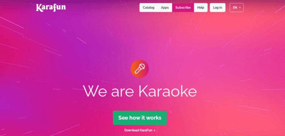 Karafun - Best karaoke software
