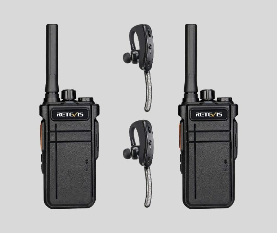 Retevis RB37 Bluetooth