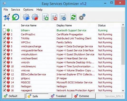 Optimise Gaming Performance Registry Edit