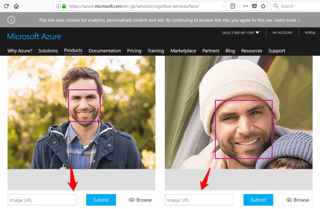 Get Microsoft to Guess Your Age