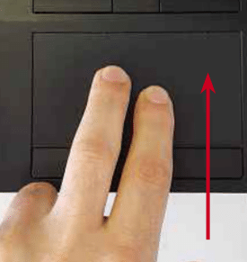 How to Control Windows 10 using Gestures