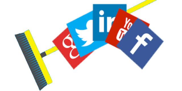 How To Cleanup Up Your Social media Profiles