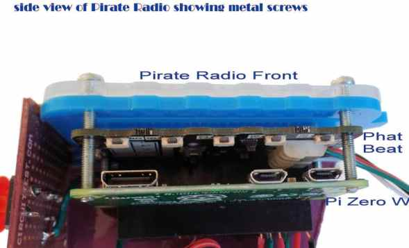 How to Build Pirate Radio with Raspberry Pi zero