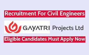 Contracts Engineer / Sr.Engineer Gayatri Projects Limited