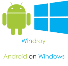 Windroy android emulator for windows 8