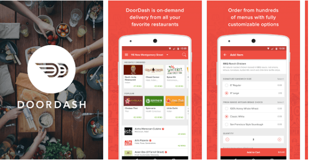 Dwonload Food Delivery App