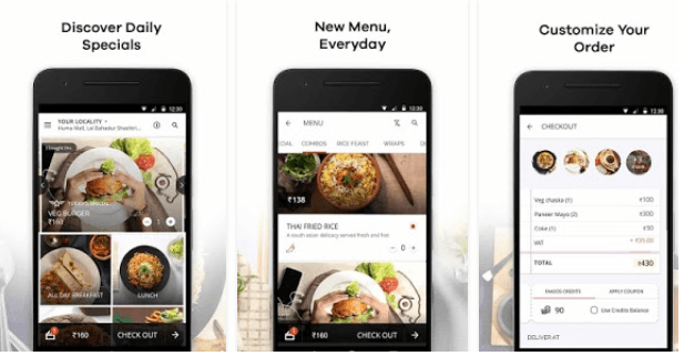 Food Apps That You Can Split Payment