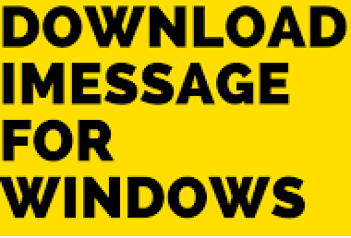 How to Use iMessage On PC or Laptop | Download iMessage on