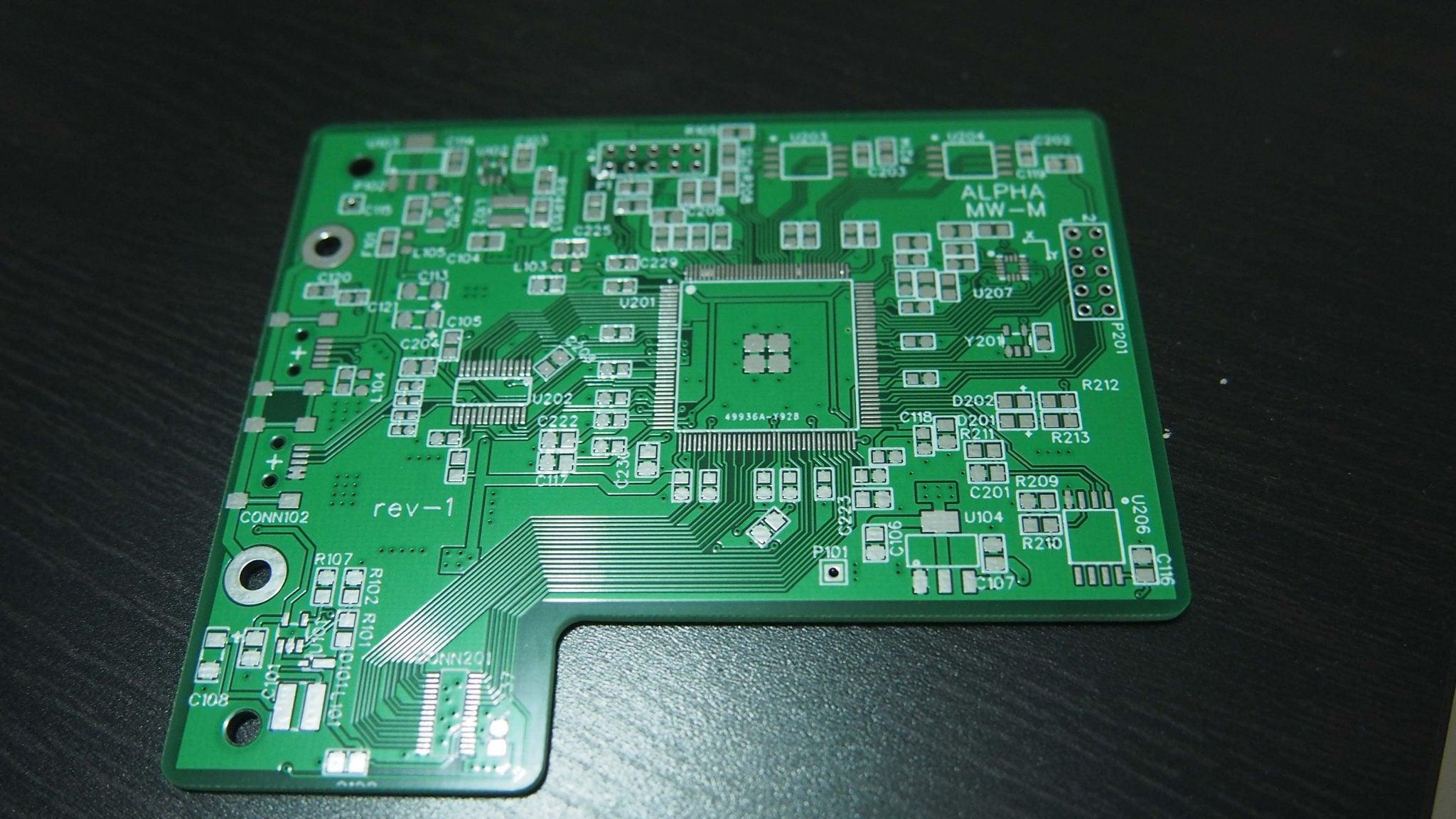 EasyEDA-PCB Prototype Service