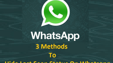 How to Hide Last Seen Status on Whatsapp