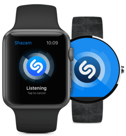 Shazam for Apple Watch