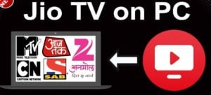 Download and Install Jio TV for PC
