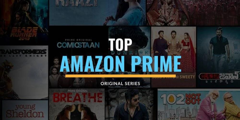 The Best Amazon Prime Original Series