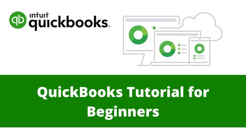 QuickBooks Tutorial for Beginners