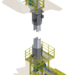 Steep Angle Conveyor