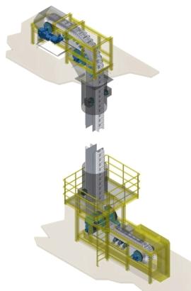 Troubleshooting of Steep Angle Conveyor