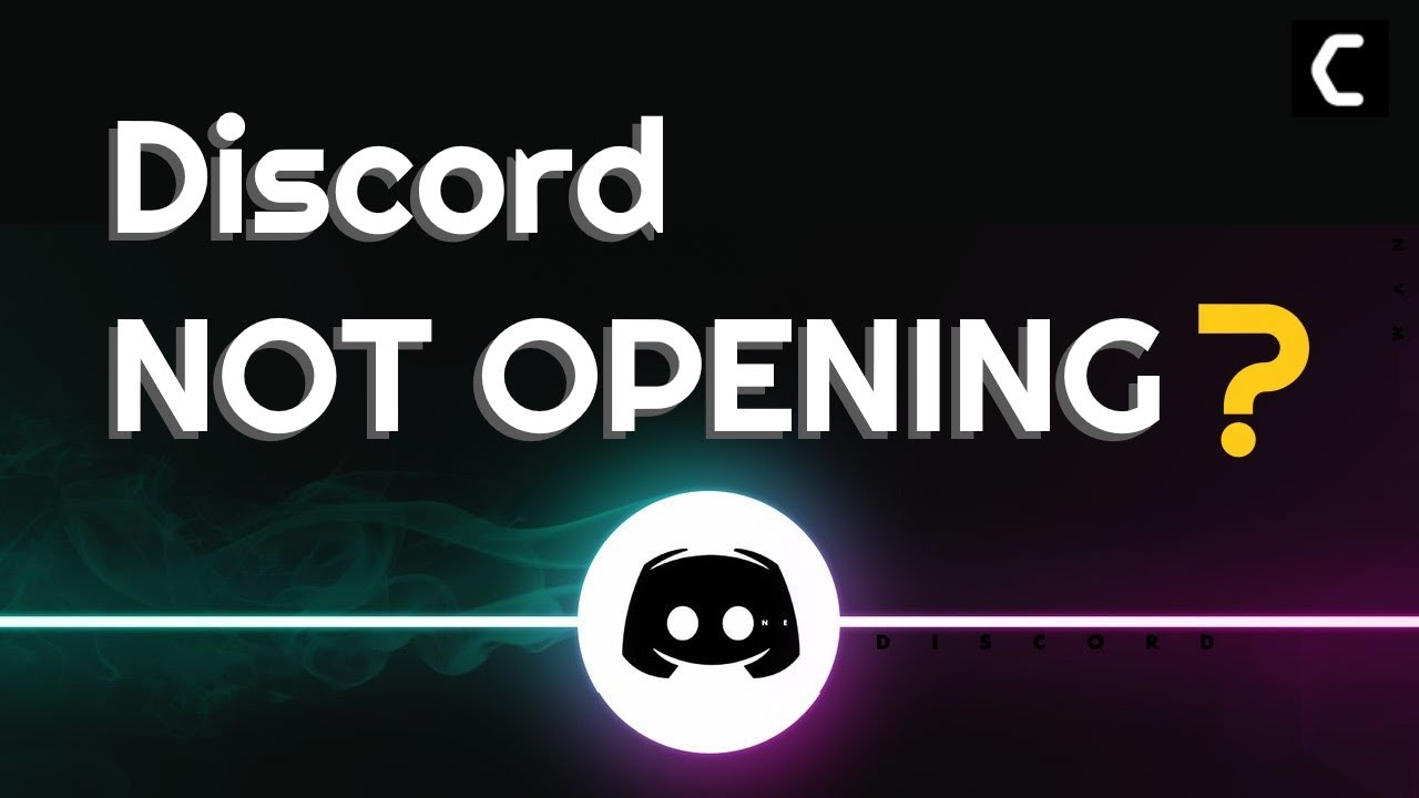 Discord not opening? You may need to try this