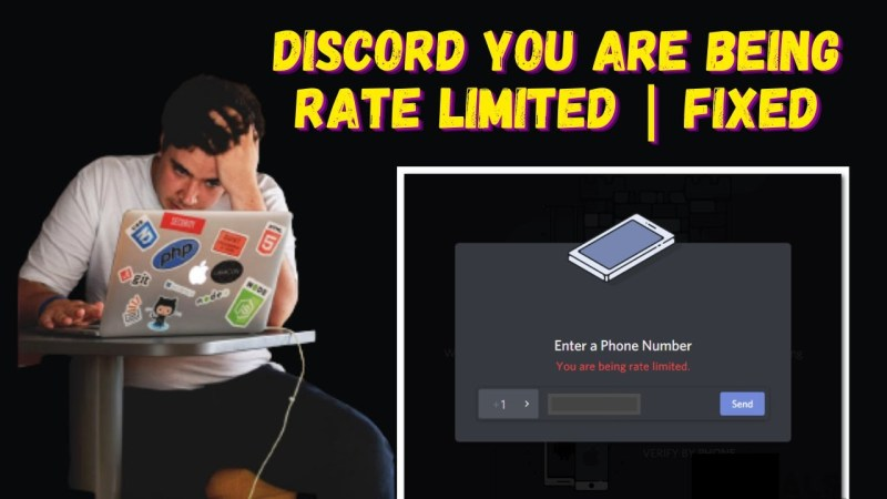 """How to fix Discord """"You are Being Rate Limited"""" Error"""