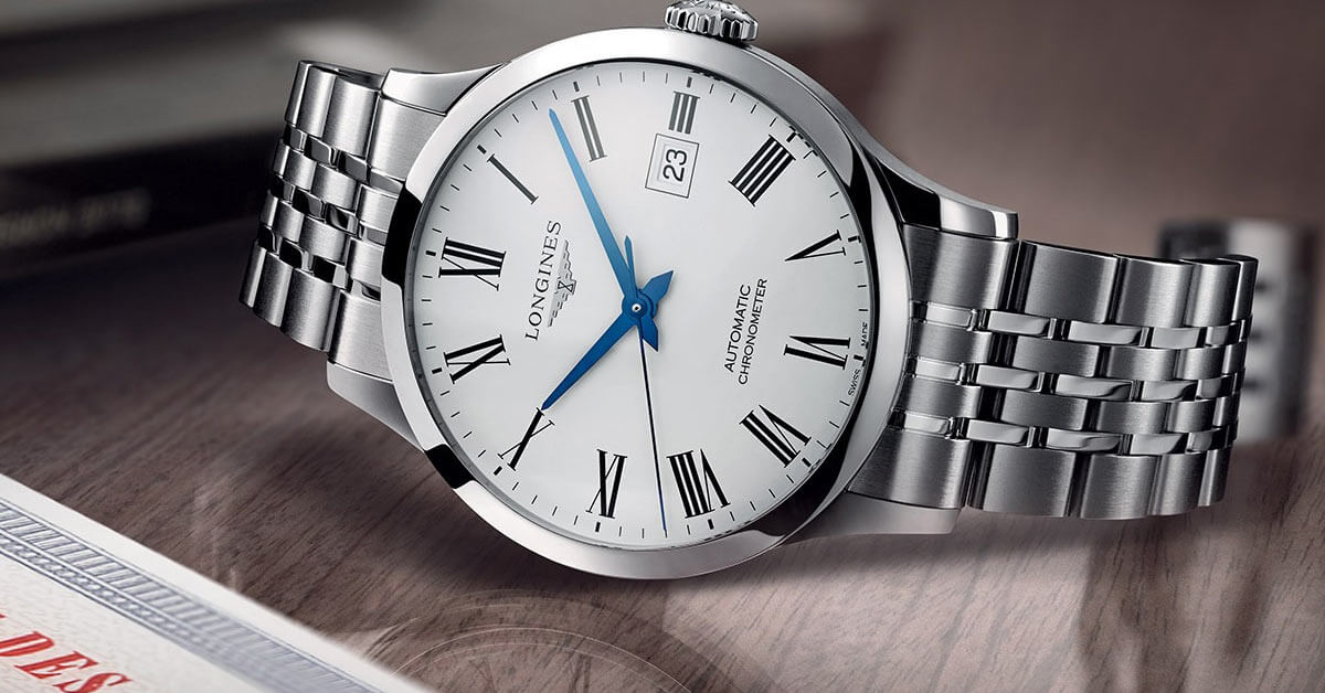 3 Facts About Longines That You Should Know