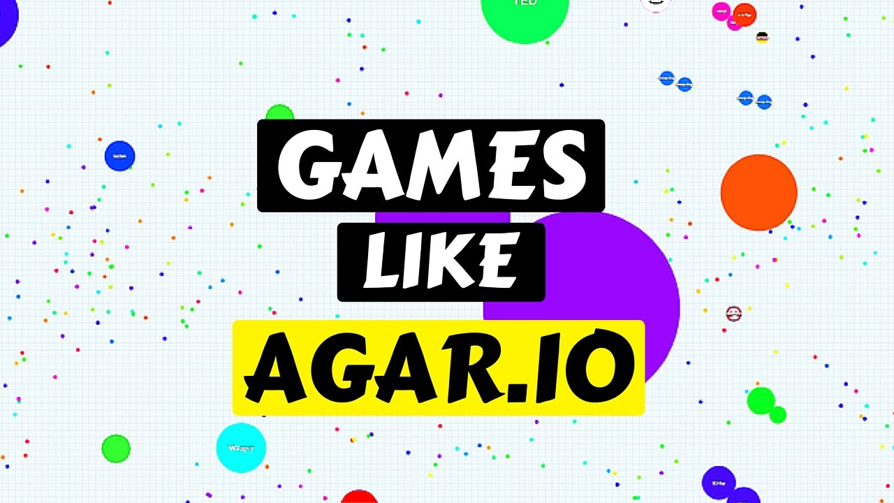 12 Best Agar.Io Alternatives : Games Like Agar.Io
