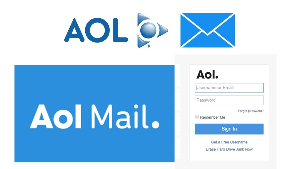 AOL Mail – How to Create a Free AOL.com Email Account
