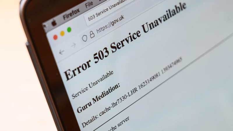 What Is HTTP Error 503 Service Unavailable and How to Fix It?