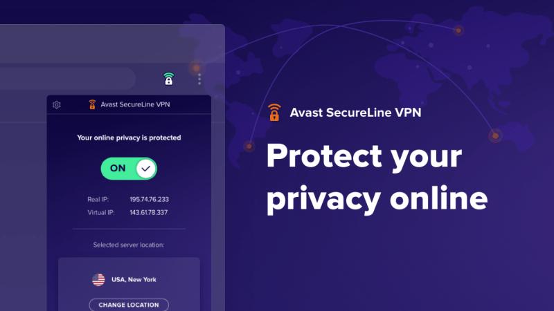 Free Activation Code for Avast Secureline VPN