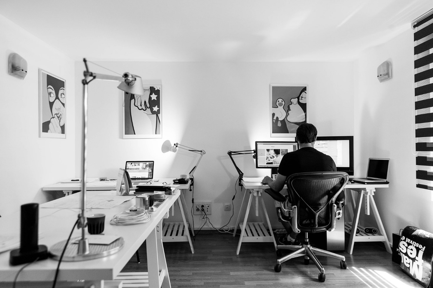 How to organize your work for freelancing