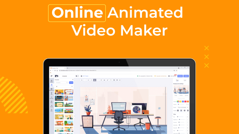 How to Make an Animated Explainer Video Online for Free?
