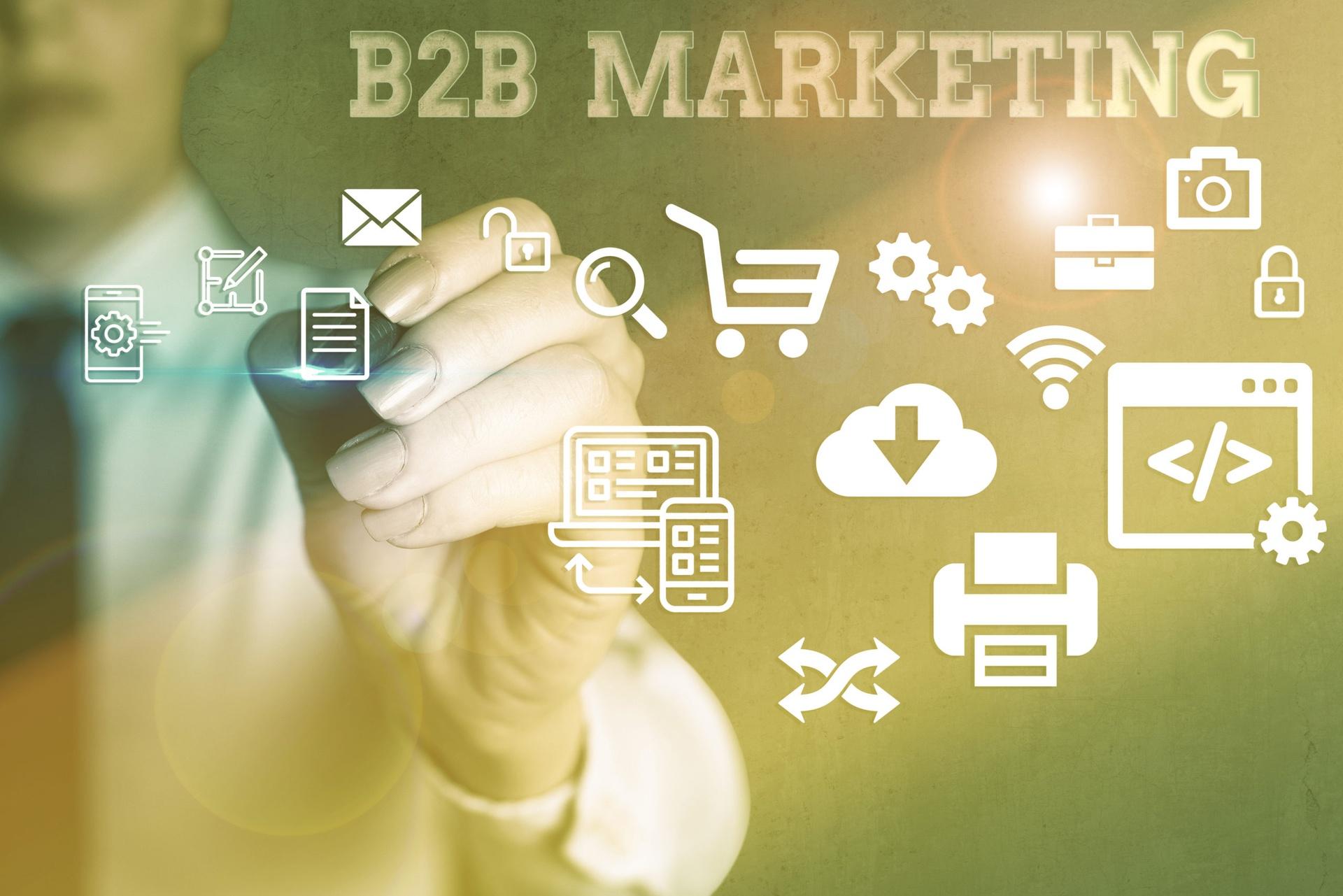 Essentials for a successful B2B marketing strategy