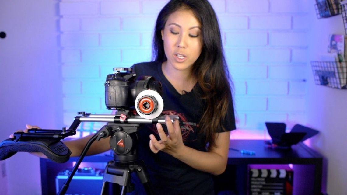 Build a Shoulder Rig for Your Mirrorless/DSLR Camera!