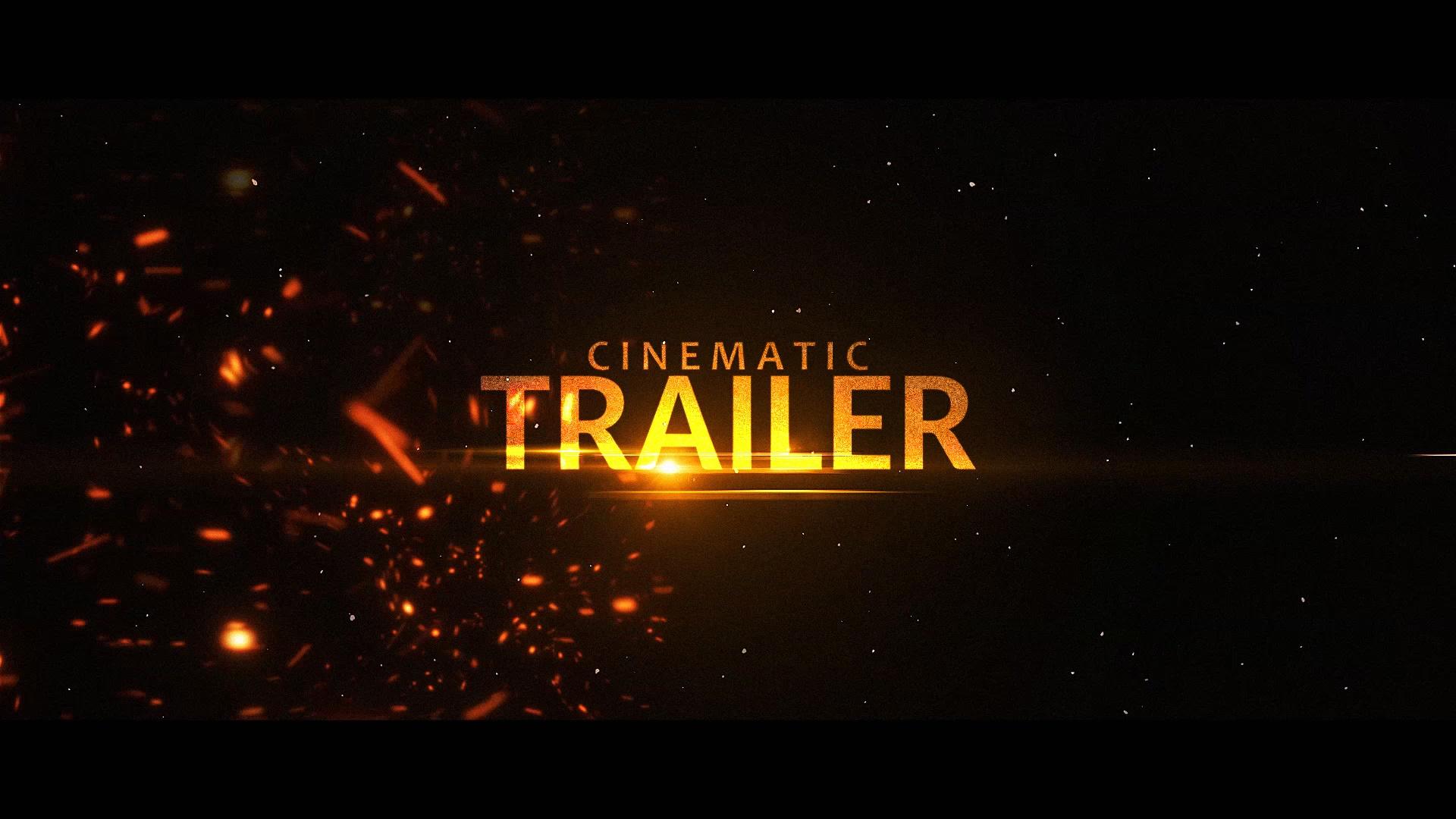 Cinematic Trailer Intro Template 213 Sony Vegas Pro RKMFX