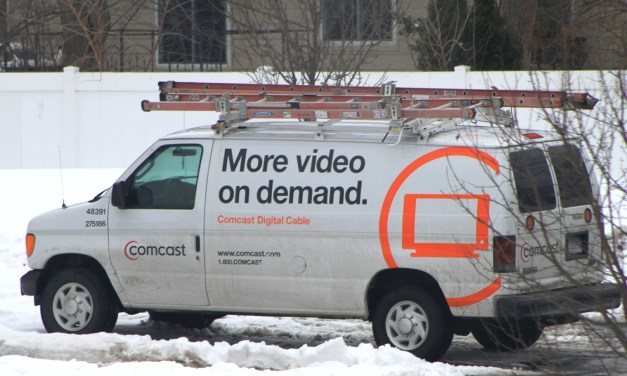 Update: Comcast Says Most Outages Have Been Restored