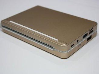 Mini PC zum klappen - Pipo KB2