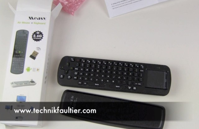 RC12 Wireless Remote Control Unboxing