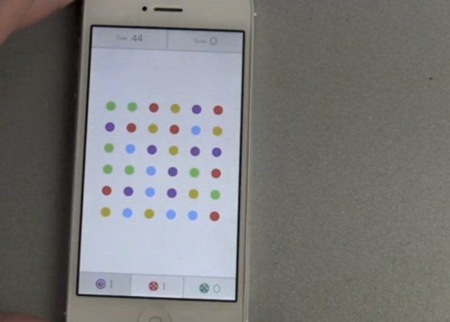 Dots iPhone Review