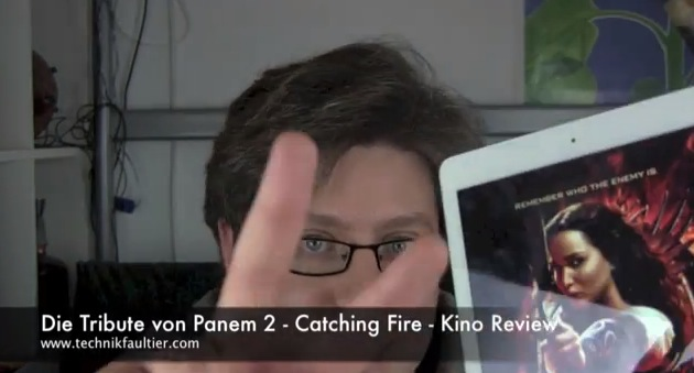 Die Tribute von Panem 2 - Catching Fire - Kino Review