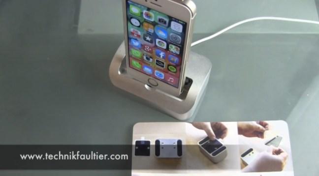 ElevationDock NanoPad Upgrade - iPhone Dock
