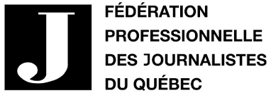 Fédération professionnelle des journalistes du Québec Véronik Carrier Technik Vox