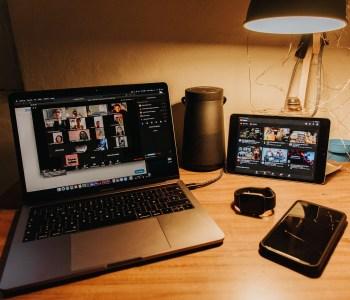 Télétravail et réunions