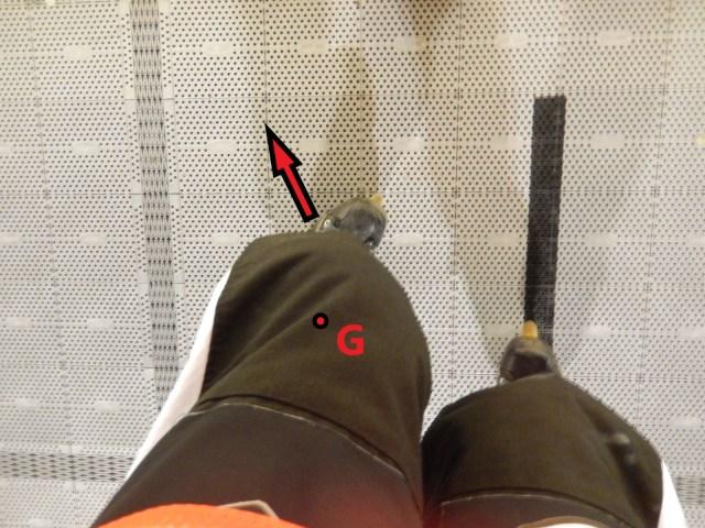 Apprendre à patiner en arrière - Les demi-citrons - 1