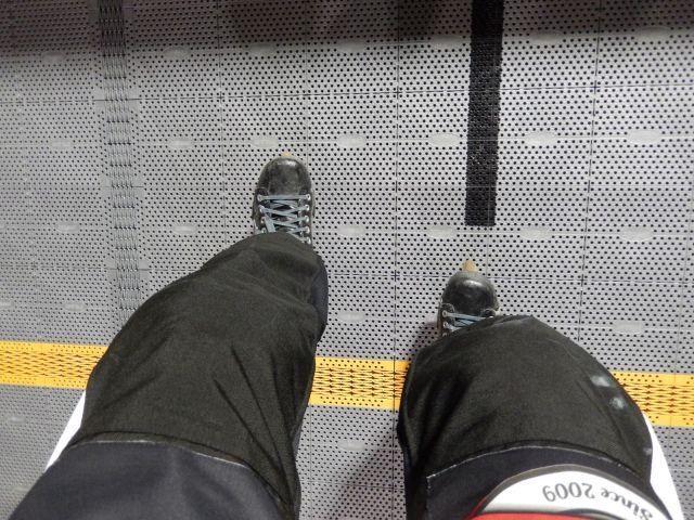 Apprendre à patiner en arrière - Les demi-citrons - 4