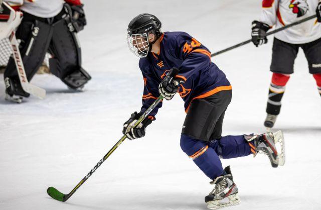Attaquant de hockey sur glace - Photo de Gerhard Crous via unsplash