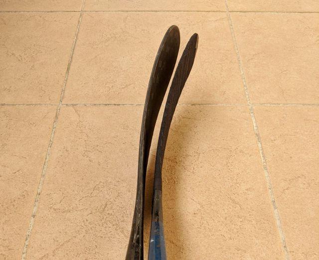 Courbes P92 et P88 comparées - Technique-Hockey