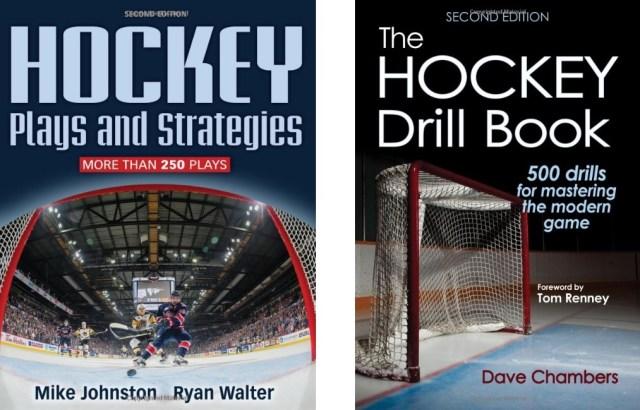 Deux livres excellents sur le hockey - Technique Hockey