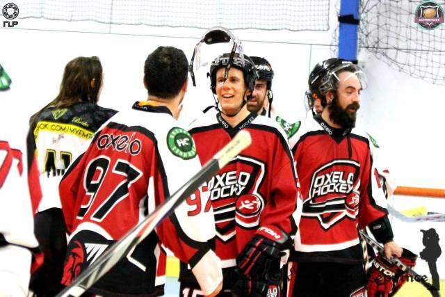 Dorian - Oxelo Team - Technique-Hockey
