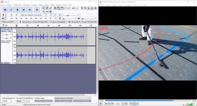 Enregistrement du son - Vidéo maniement de rondelle - Technique-Hockey