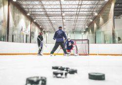 Entraînement de gardiens de hockey - Troy T