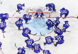 Equipe de France - Championnat du monde de hockey 2015