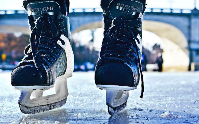 Intruder 55 CCM - Matthew Fournier - Comment sont fabriqués les patins de hockey